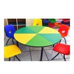 mesa-circular